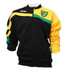 OFFICIAL NORWICH CITY FC STAFF WORN WALK OUT JACKET