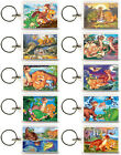 The Land Before Time Keyring 50mm x 35mm