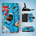 GRAFFITI WALL ART #3 FLIP WALLET CASE COVER FOR IPHONE 5 / 5S / 5SE