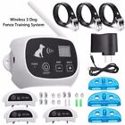 Wireless Waterproof Rechargeable Pet Dog Fence No-Wire Pet Containment System