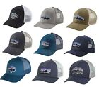 PATAGONIA Men's Trucker Hat - Organic Canvas - One Size