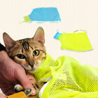 Cat Grooming Bag Mesh Pet No-Scratching Biting Restraint Bath Bag Nail Trimming