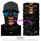 Motorcycle Cycling Clown Neck Tube Ski Scarf Balaclava Face Mask Halloween Party