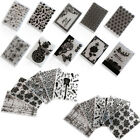 Plastic Embossing Folder Cutting Dies Stencil DIY Scrapbooking Paper Cards Decor