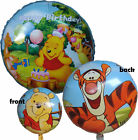 2PCES WINNIE THE POOH & TIGER BIRTHDAY PARTY BALLOON DECOR CENTERPIECE GIFT TOY