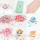 Внешний вид - 10g Polymer Clay Fake Candy Sweets Simulation Creamy Sprinkles Phone Shell Decor