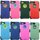 For iPhone 6s Plus Case Cover(Belt Clip fits Otterbox Defender series) w/Screen