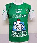 Club Leon FC La Fiera Home Men's Soccer Jersey 2017 Made in Mexico  image