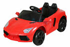 KIDS RIDE ON 12V ELECTRIC LAMBORGHINI STYLE BATTERY REMOTE CONTROL 2.4G TOY CAR New