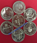 Rare £2 Two Pound Uk Hunt Coins From 1986-2017 Inc Claim Of Right & N.i