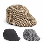 Men's Houndstooth Fall/ Winter Ivy Cap (IFW1724)