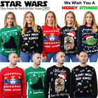 Mens Womens Ladies Unisex Christmas Xmas Jumper Novelty Knitted Retro Sweater £14.49 GBP