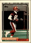 1992 Topps Football Singles #1-250 - Your Choice GOTBASEBALLCARDS