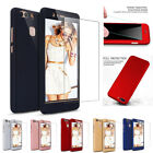 360° Thin Case+Tempered Glass For Huawei Mate 9 Honor 8 9 6X P9 P10 Lite Plus V9