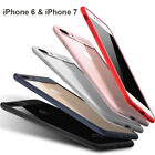 Luxury Silm Dual Layer Hybird TPU Shockproof Bumper Case Cover For iPhone 5/6/7P