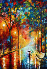Art Oil Painting Modern Colour Scenery Wall Deco Picture Print On Canvas NoFrame