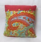 Indian ethnic vintage cushion cover