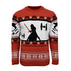 Official Star Wars Kylo Ren Christmas Jumper / Ugly Sweater $44.99 USD on eBay