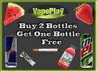 100ml READY TO VAPE eJuice eliquid by VAPEPLAY USA vape eLIQUIDs  e JUICEs