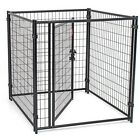 Outdoor Dog Playpen Kennel Pet Animals Dogs Puppy House Cage Crate Cave Bed New
