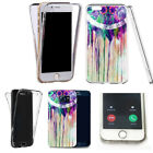 for iphone 5 case 360° shockproof cover -gleeful motif
