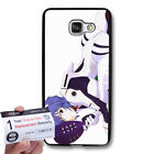 PIN-1 Anime Neon Genesis Evangelion Deluxe Phone Case Cover Skin for Galaxy A7