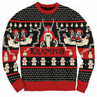 Adult Unisex Krampus Knit Ugly Christmas Sweater