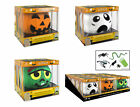 HALLOWEEN PARTY PASS THE PARCEL PEEL THE PUMPKIN GHOST MONSTER