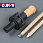 CUPPA Snooker Cue Tip Copper Fix Tool for 9mm/10mm Tips Billiard Accessories $21.0 USD