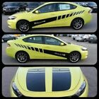 2013-2017 Dodge Dart Rallye stripe decal sticker kit +hood $87.72 CAD on eBay