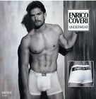 6 Boxer Man Elastic Outer Two-Way Stretch Cotton Henry Coveri Art. EB1512