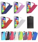 Leather Flip Case Wallet Cover for Various Samsung Galaxy Models S1 S2 S3 S4 UK