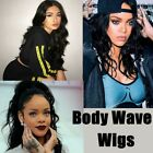 Body Wave Silk Top Lace Front Wig Brazilian Remy Human Hair Wigs for Black Women