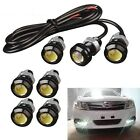 Fashion 12v 10w Eagle Eye Led Daytime Running Drl Backup Light Car Lamp