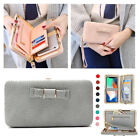 Women's Phone Purse Pouch Handbag Wallet Card Case Cover for iPhone X 7 6 8 Plus