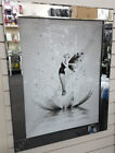 Marilyn Monroe with wings, crystals, liquid art & mirror frame pictures.