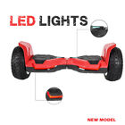 All Terrain Hoverboard Bluetooth Speakers Self Balance Scooter UL2272 Certified