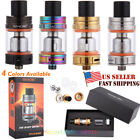 100% New Replacement Tank Kit Top Fill 3ml with coil For Smok TFV8 Baby US STOCK