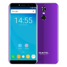 "OUKITEL C8 Unlocked Android 7.0 3G Mobile phone 5.5"" Quad Core 2GB+16GB 3000mAh"