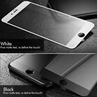 Full Cover Matte Frosted Tempered Glass Screen Protector For iPhone 6 6S 7 Plus
