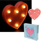 Decorative LED Light - Heart Shaped Light. Gift/Home
