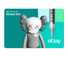 Because You Love Street Art - eBay Digital Gift Card $15 to $200