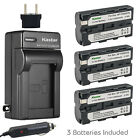 Kastar Battery and Normal Charger Kit for Sony NP-F570 NP-F550 NP-F530 NP-F330