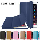 US Slim Magnetic Leather Smart Cover Case for iPad Air Mini 1 2 3 4 Pro 9.7 10.5