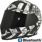 Full Face Motorcycle Helmet Torc T14B Force DOT With Bluetooth & Dual Visor