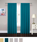 "Accommodation Window Panels Curtain 2 Panel Set 80x63 "" For Living Room Bedroom Curtains"