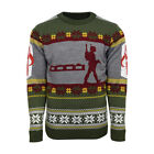 Official Star Wars Boba Fett Nordic Christmas Jumper / Ugly Sweater £34.99 GBP