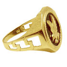 Elvis Presley Eagle Ring 9 karat Gold