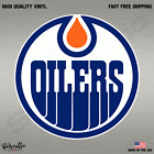 Edmonton Oilers NHL Hockey Full Color Logo Sports Decal Sticker $2.99 USD on eBay