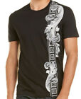 Versace Collection Barocco T-Shirt in Black NWT